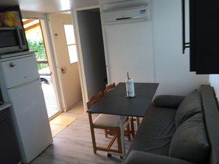 Mobil Home Tout confort - Clim