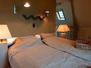 Hartje Leeuwarden: luxe monument van 3 etages met jacuzzi, terras en open haard