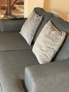 Lounge Detail - Sofa Bed