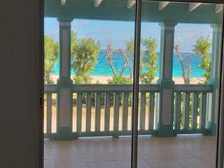 Duplex de 160 m2 et 4 ch sur la plage d'Orient Bay