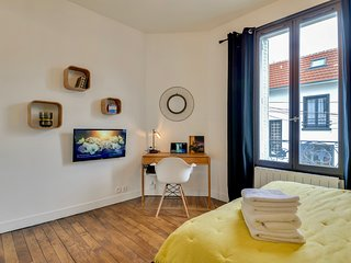 ★ Home Chic Home ★ Appart La Defense - La Garenne-Colombes