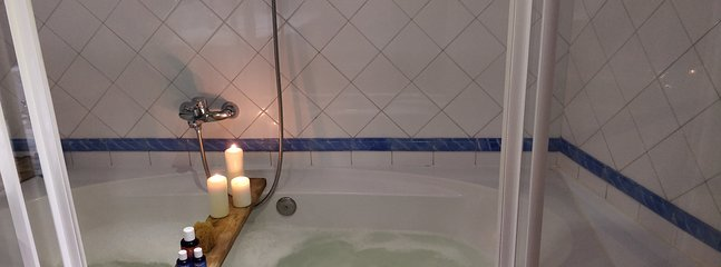 bañera hidromasaje 2 plazas