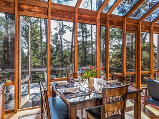 3771 Serenity in the Woods - Award Winning Home in Pebble Beach