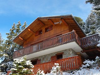 Chalet Ski-in Ski-Out: La Plagne 1800