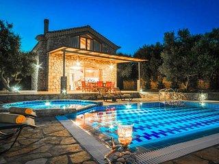 Villa Tireda, Zakynthos, Greece
