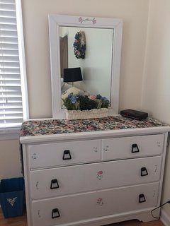 Master Bedroom - Chest of Drawers