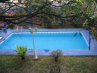 Beautiful House With Pool In Oaxtepec