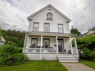 Remodeled Victorian home close to skiing & golfing - long-term renting available