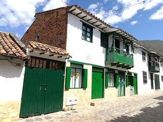 Casa vacacional en Villa de Leyva