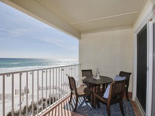 Fantastic Gulf View from The Private Balcony