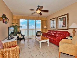 Calypso Beach Resort 904E | Walk to Pier Park | Beachfront Condo