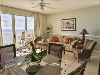 Calypso Resort 807E | Beachfront Resort | Walk to Pier Park