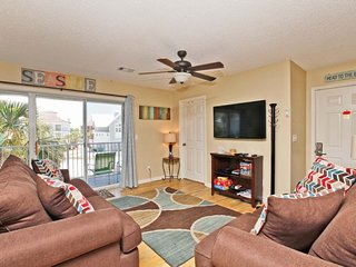 Beachside Villas 1023 | Pet Friendly!