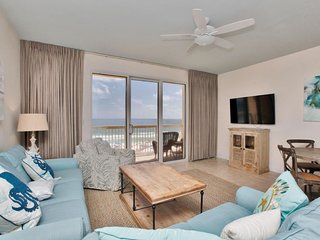 Calypso Beach Resort Condo Rental 407W - Sleeps 6