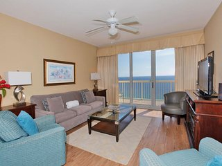 Calypso Beach Resort 2208W | Walk to Pier Park | Beachfront Condo