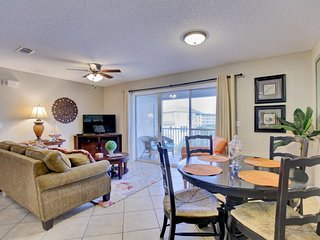 Beachside Villas 1232 | Pet Friendly!