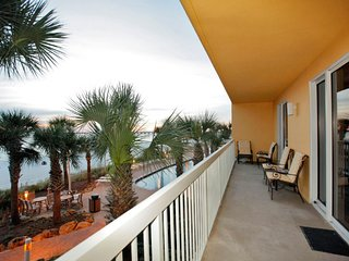 Calypso Resort 201W | Walk to Pier Park | Beachfront Condo