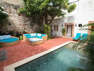 15 GUESTS HOUSE OLD TOWN IN CARTAGENA