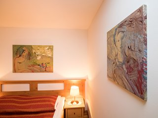 Cozy room in the center of Ribcev Laz with Parking, Internet
