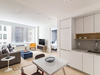 Playful 1BR at Wall Street Floor #7 by Sonder