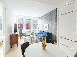 Colorful 1BR at Wall Street Floor #3 by Sonder