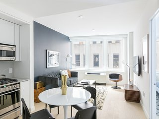 Serene 2BR at Wall Street Floor #7 by Sonder