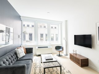 Serene 2BR at Wall Street Floor #3 by Sonder