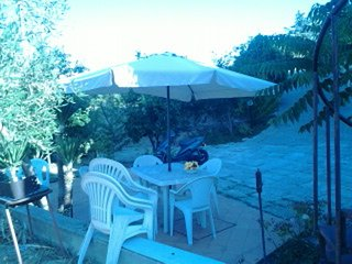 Cosy studio in Matera with Parking, Internet, Air conditioning, Terrace
