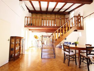 Santa Croce apartment in Santa Croce with WiFi, air conditioning & private roof
