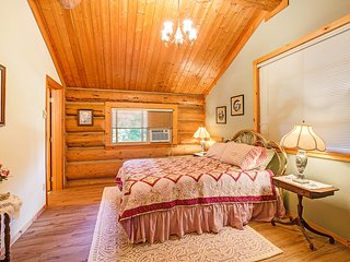 Sophisticated Room in the Ranch's Grand Lodge
