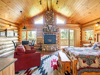 NEW LISTING: True Western Guest Ranch Cabin