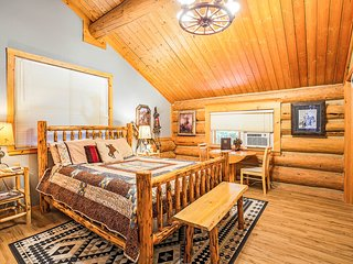 Duke's Room in the Lodge at Western Pleasure Guest Ranch