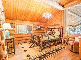 Nez Perce Room at Western Pleasure Ranch