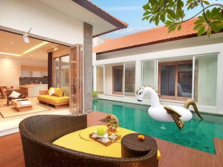 New Romantic 3BDR Villa With Pool