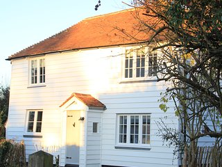 Stunning Period Cottage, 2 miles from Rye, East Sussex. Sleeps 6