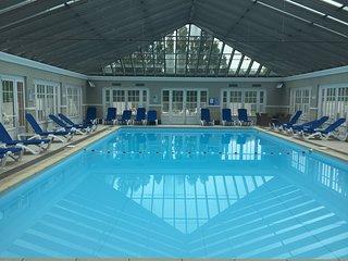 Appartement 5 pers avec piscine et court de tennis au coeur du parc equestre