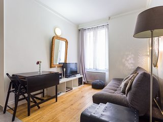 Charming apartment Heart of Montmartre Paris - No stairs