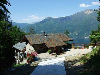 Romantisch und familiares Stein - Ferienhaus im Naturschutzgebiet.