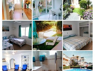 Albir Beach-side Apartment, holiday comfort