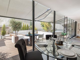 Marques de Pombal: Trendy Apartment with Terrace