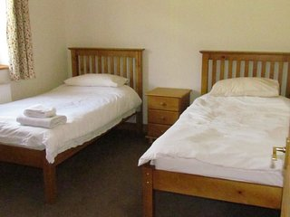 LARGE 2 BEDROOM FAMILY LODGE 13 (SHARED FACILITIES) (4 ADULTS, 2 INFANT)
