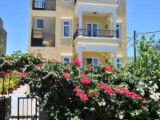 Trou Aux Biches Self Catering Apartment 2 top floor with sea view