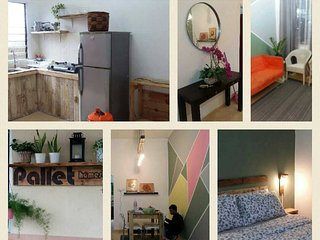 PALLET HOMESTAY CHERATING - UNIT HL01 HIPSTER CONCEPT