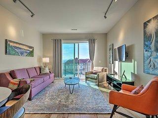 NEW! Serene Dwtn Asheville Condo w/Balcony & Views