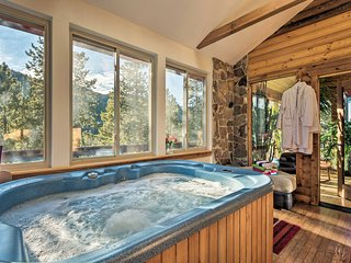 Idaho Springs Home w/Pool Table & Mountain Views!