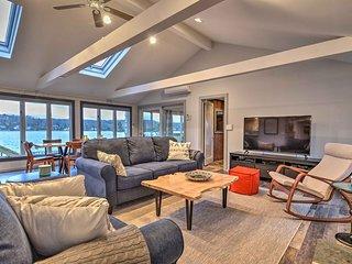 Lakefront Home Near Mtn Creek 4-Season Resort!