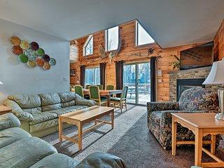 NEW! Blakeslee Home w/Theater Near 2 Ski Resorts!