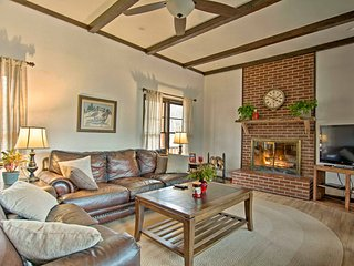 Cozy Sand Springs Home-Mins to Keystone+Tulsa