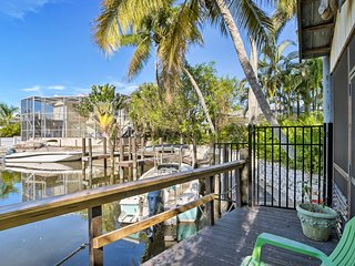 NEW! Naples Studio w/Dock+Pool Access - by Beach!