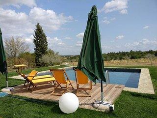 Villa Calabresi: 3 bedroom villa in Montepulciano